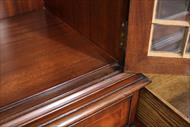 5 Door highest end china cabinet at this price point. With touch lights