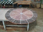 Mahogany furniture, round mahogany dining table, 60 round dining table