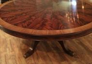 72 inch round dining table