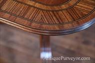 mahogany and rosewood bandings