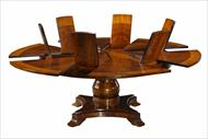 Formal traditional Jupe table