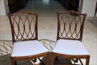 Thedore Alexander Chippendale Chairs