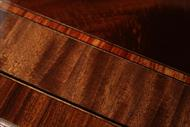 rosewood, satinwood and kingwood inlays