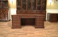 antique reproduction office furniture
