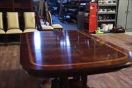 Henredon mahogany dining table