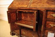 Secretive secretary desk