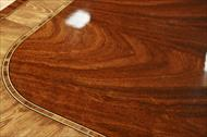 Quality mahogany conference table at a discount price
