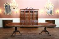 Mahogany Dining Table by Drexel Heritage ~Robinson Collection