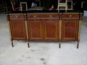 This version of the sideboard is similar in design to an E.J.Victor Sideboard