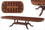 Grainville Dining Table by Theodore Alexander