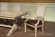 Fine Furniture Design Table and Chair Set