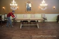 Trestle table demonstration picture 3