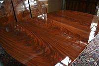 Wide flame mahogany Veneers