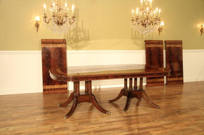 mahogany dining table for traditional dining room 13 feet ebay