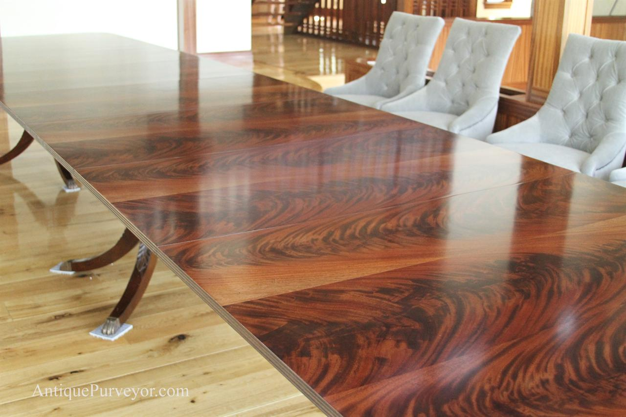 Table shown here in bright natural daylight