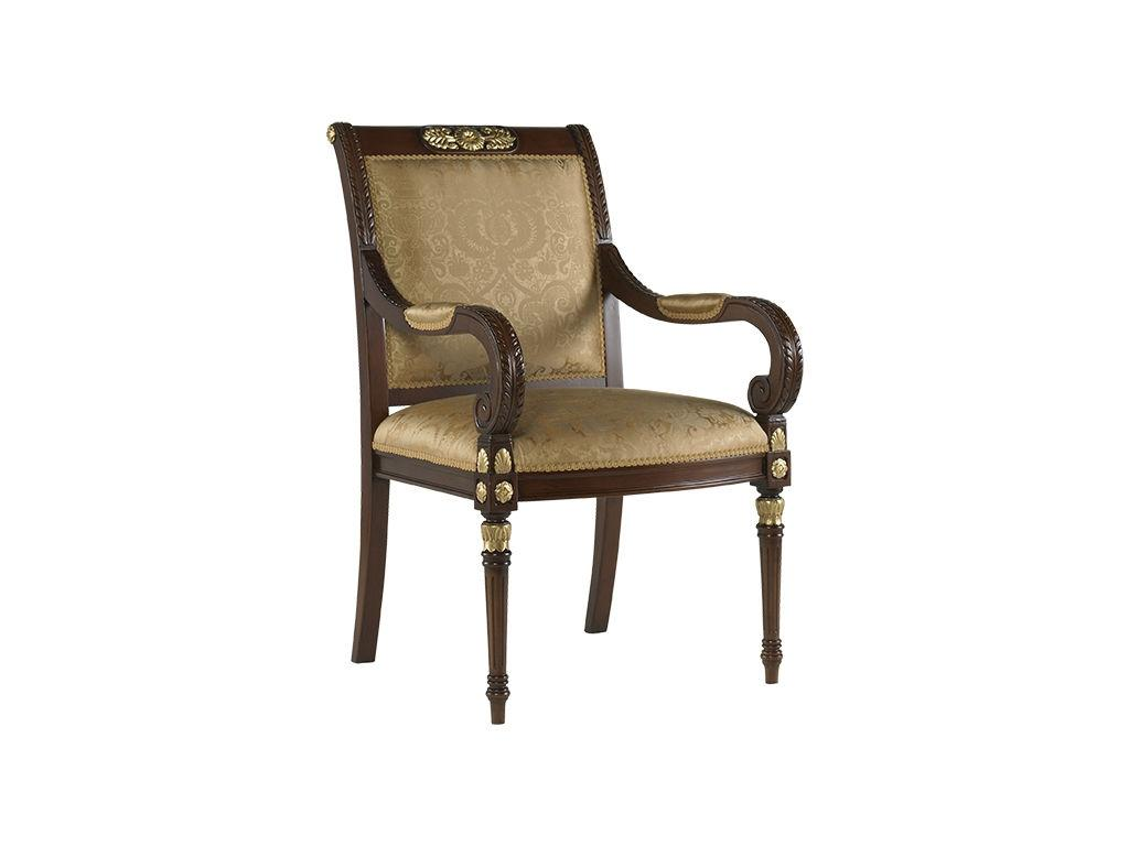 10 upholstered dining chairs cabriole legs for Upholstered dining chairs with black legs