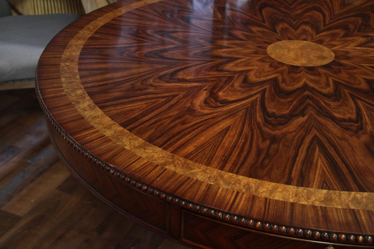 Oval Oak Dining Table