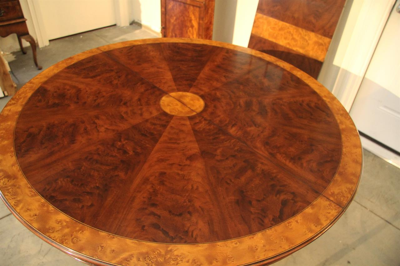 48 Inch Round Dining Table