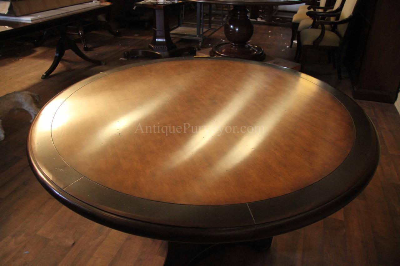 54 inch round kitchen table