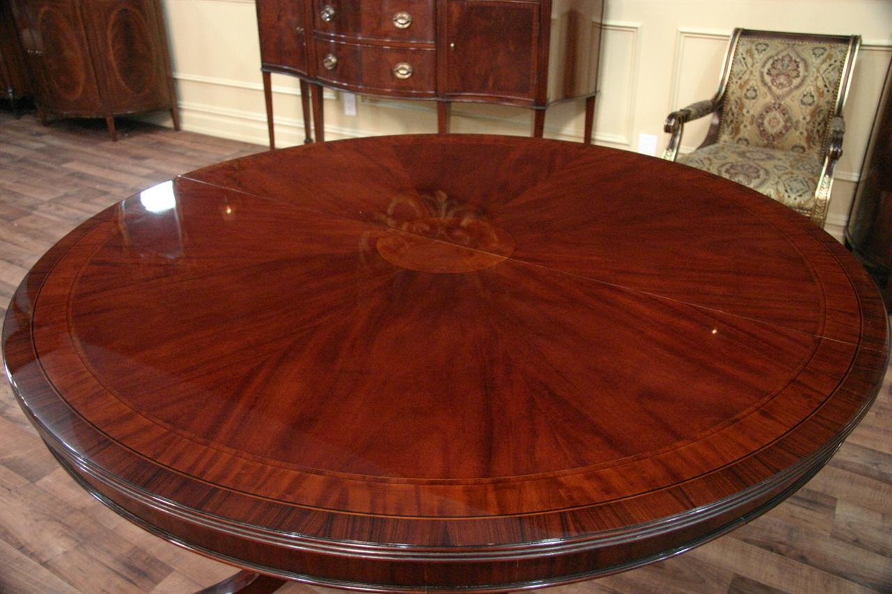 Amazing Round Mahogany Dining Table 1280 x 853 · 128 kB · jpeg
