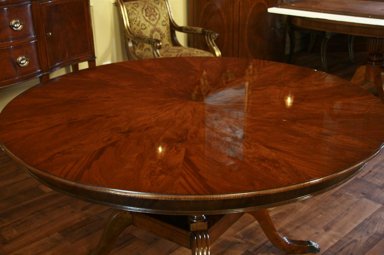 Dining Table Round Dining Table Henredon