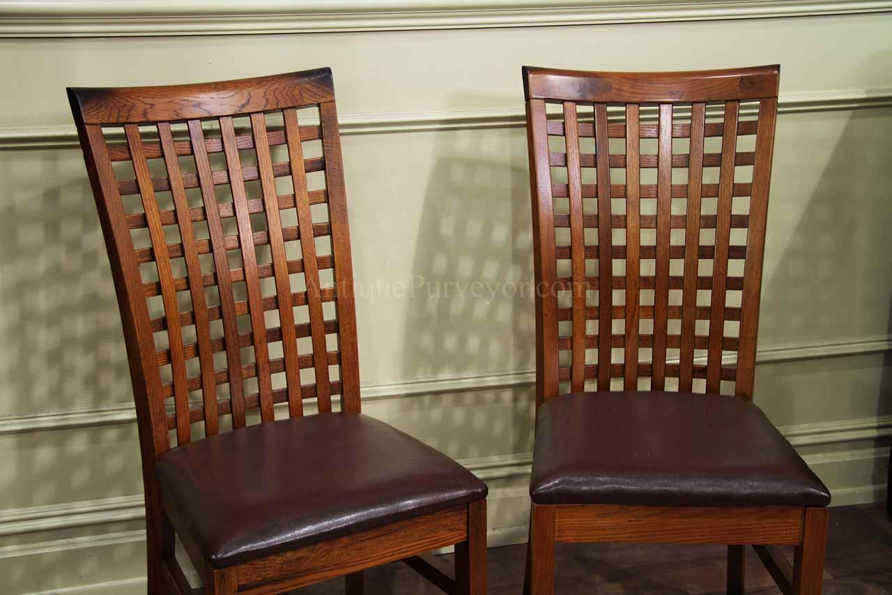 Tropical dining room chairs close out pricing