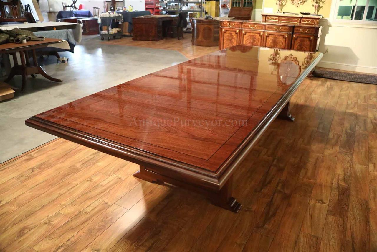 Mahogany Conference Table Boardroom Table For Sale