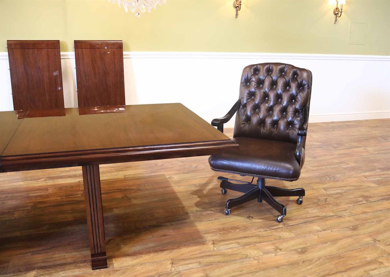 Mahogany Conference Room Or Boardroom TableAmerican Made - Conference room table av box