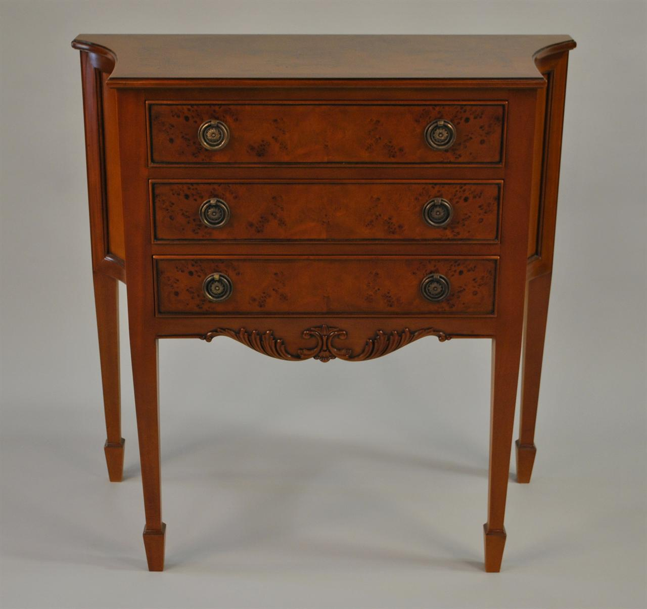 mahogany server buffet cabinet tradtional dining room buffet