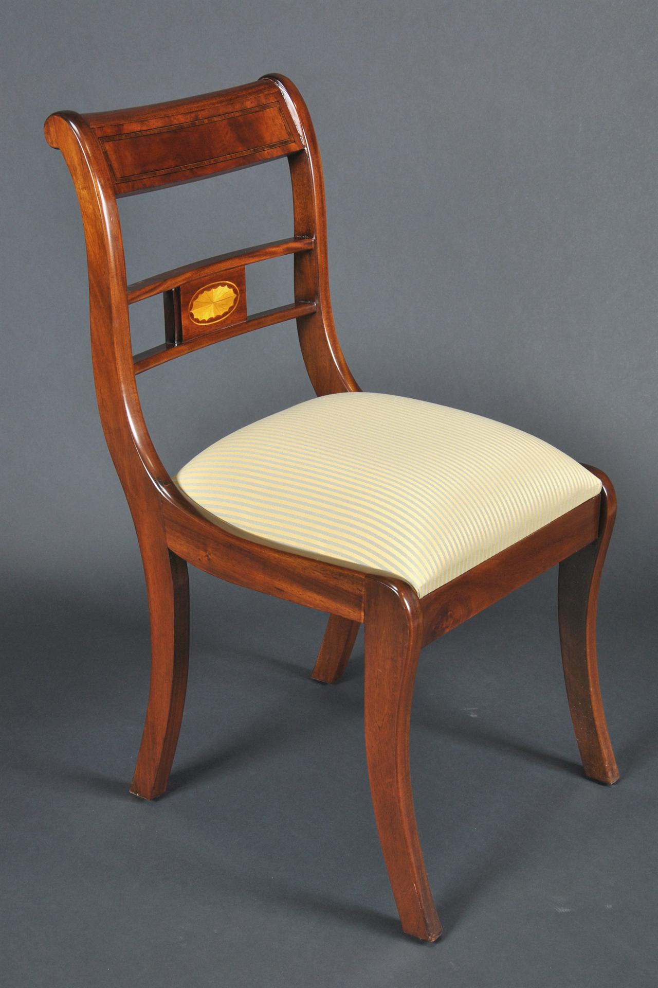 Duncan Phyfe Dining Room Chairs Mahogany Dining Chairs