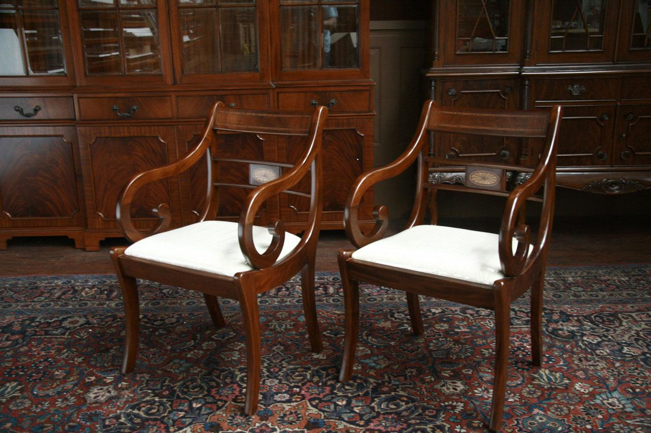 Duncan Phyfe Dining Room Chairs | Side Chairs
