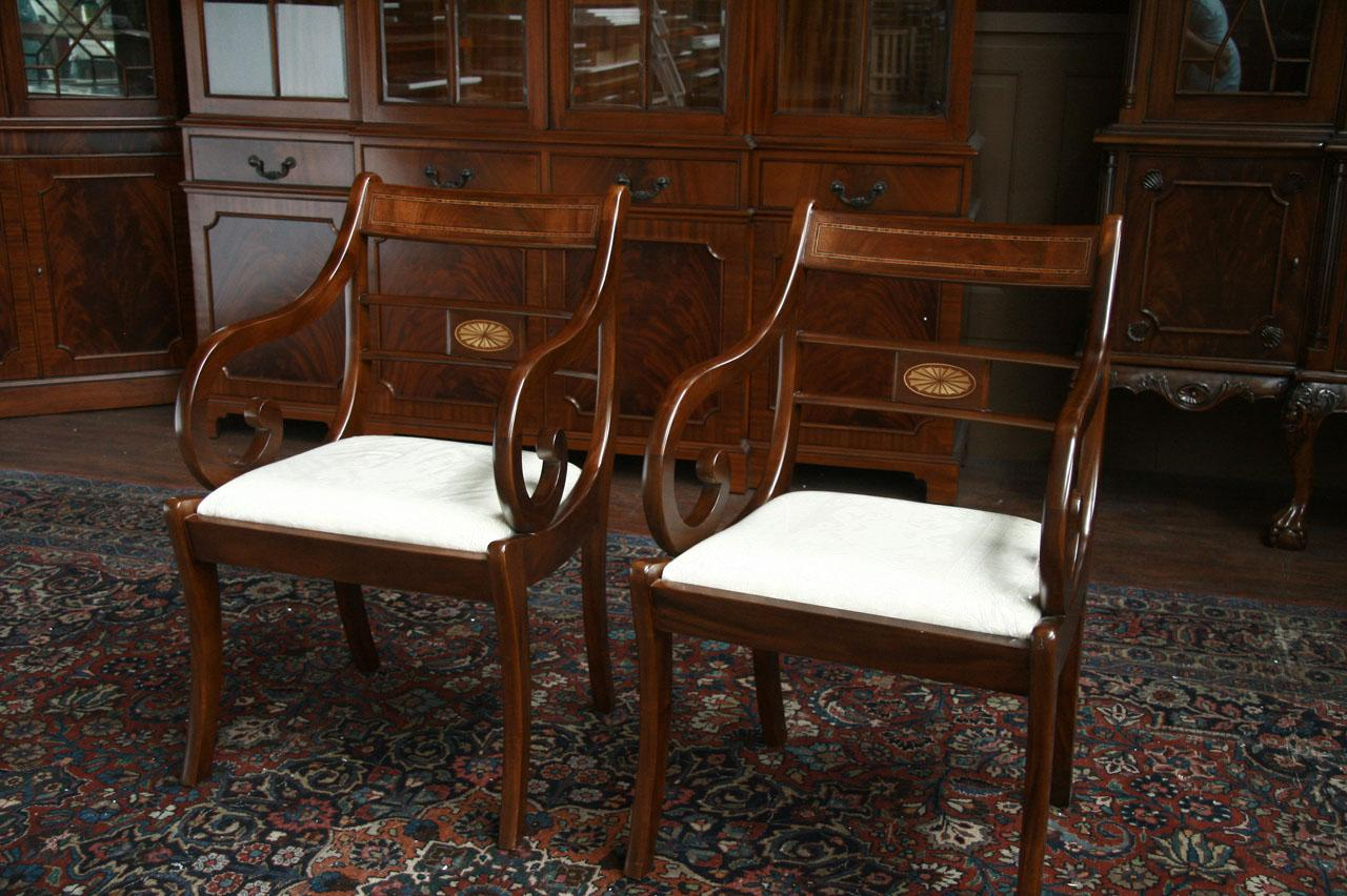 Duncan Phyfe Dining Room Chairs | Side Chairs Good Ideas