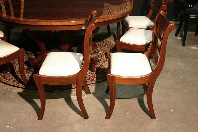 dining room furniture high end furniture formal dining room furniture. Black Bedroom Furniture Sets. Home Design Ideas