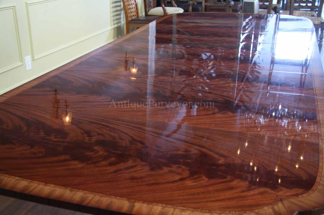 stickley dining table double pedestal dining room table pre owned scallop corner mahogany dining table by stickley