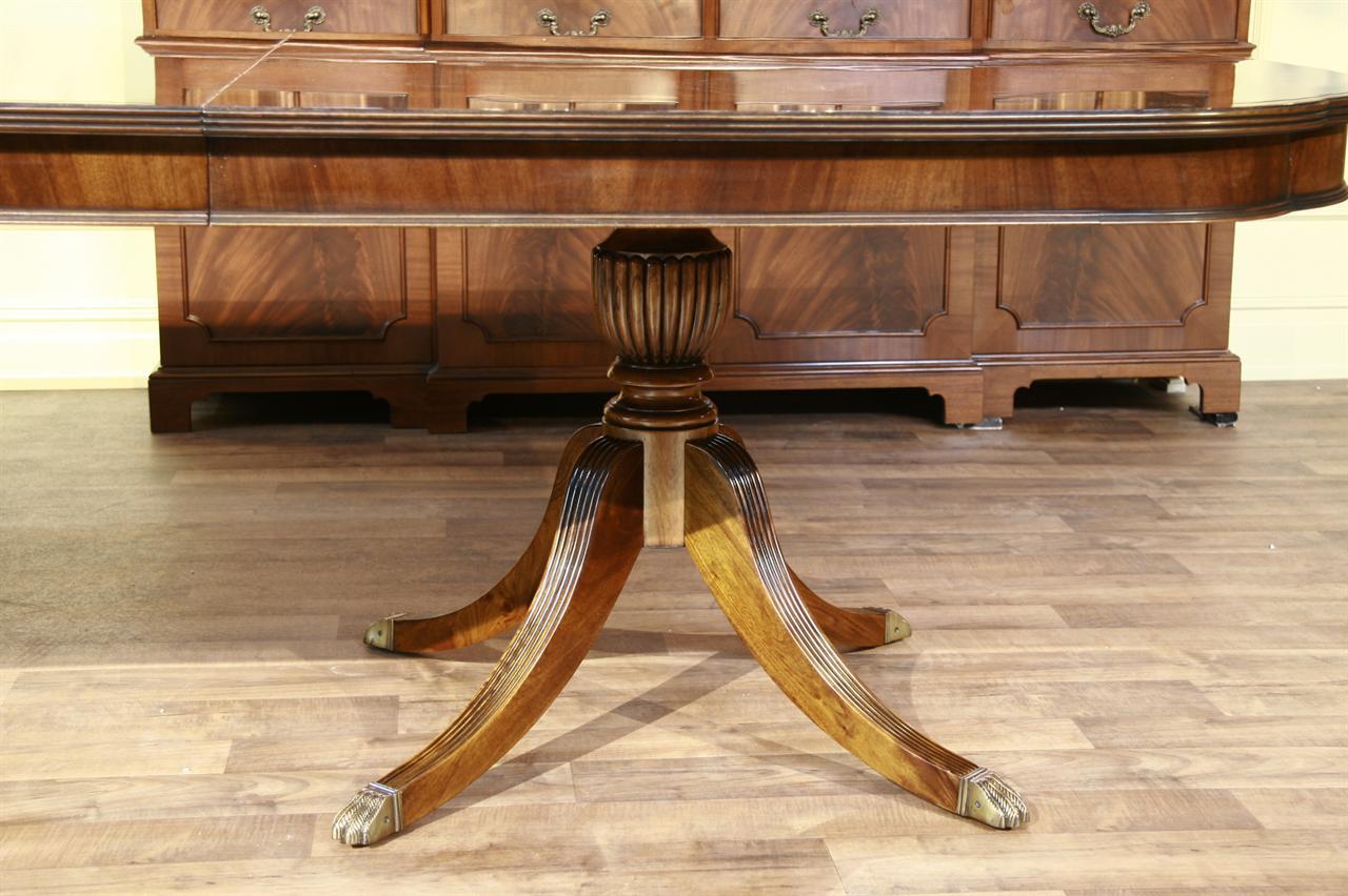 Duncan Phyfe Pedestal Table Legs Duncan Phyfe Pedestals