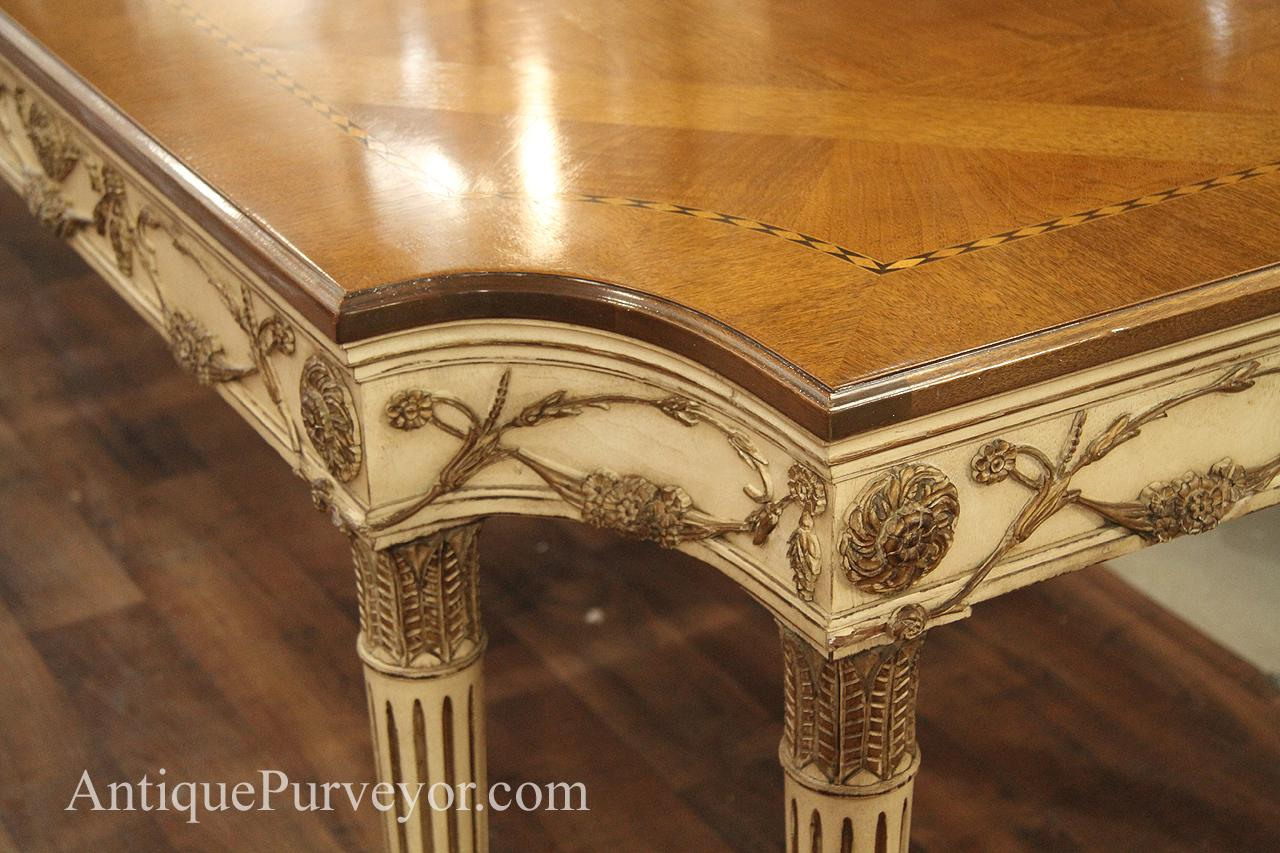 Awesome Preowned E.J Victor Newport Table In Fantastic Condition