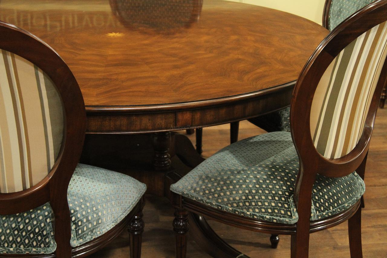 Details About Extra Large 64 88 Inch Round Dining Table With Perimeter
