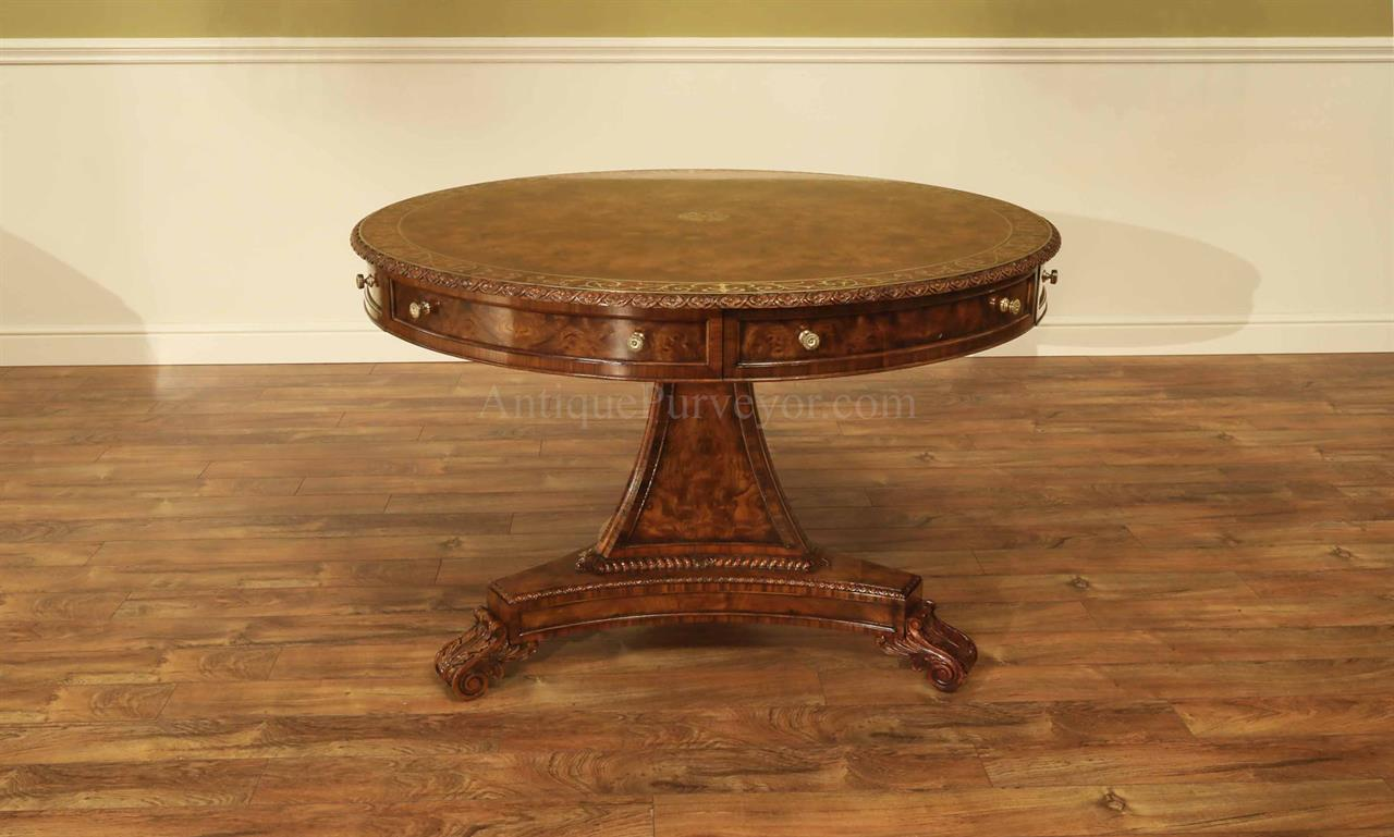 Lord Byron's Grand Tour Table 5505-017