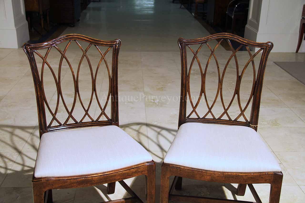 Open Back Chairs Are Sold Under A Different Sku, Please See Related  Products.