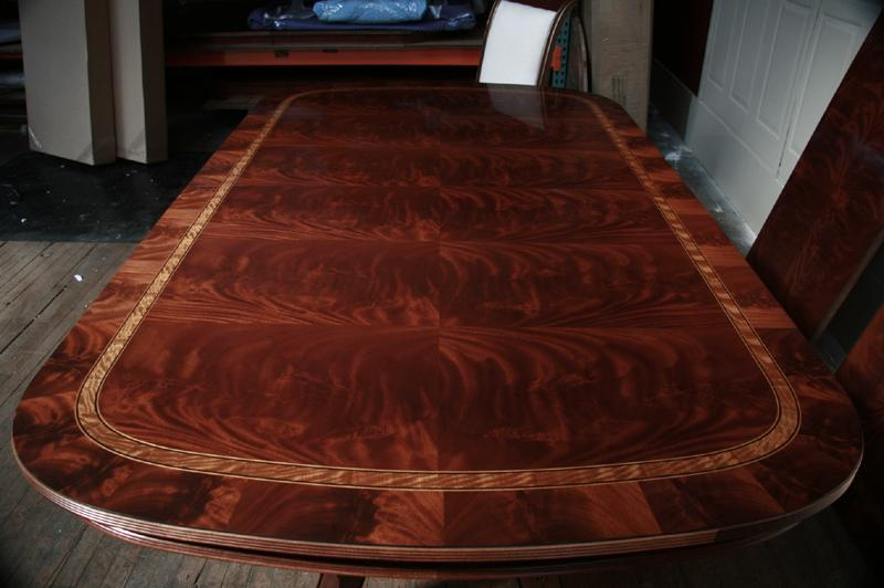 Dining Table Mahogany Dining Table