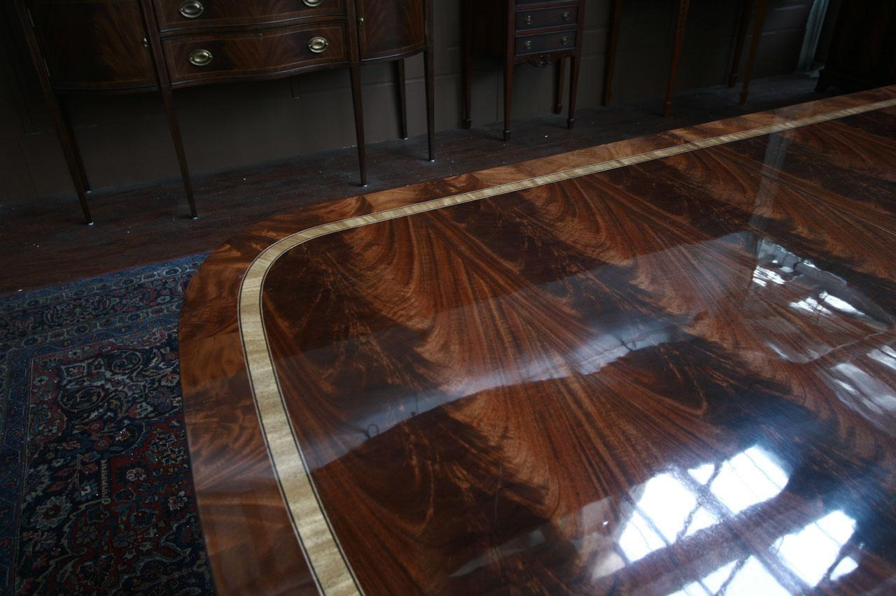 Dining Table | Mahogany Dining Table