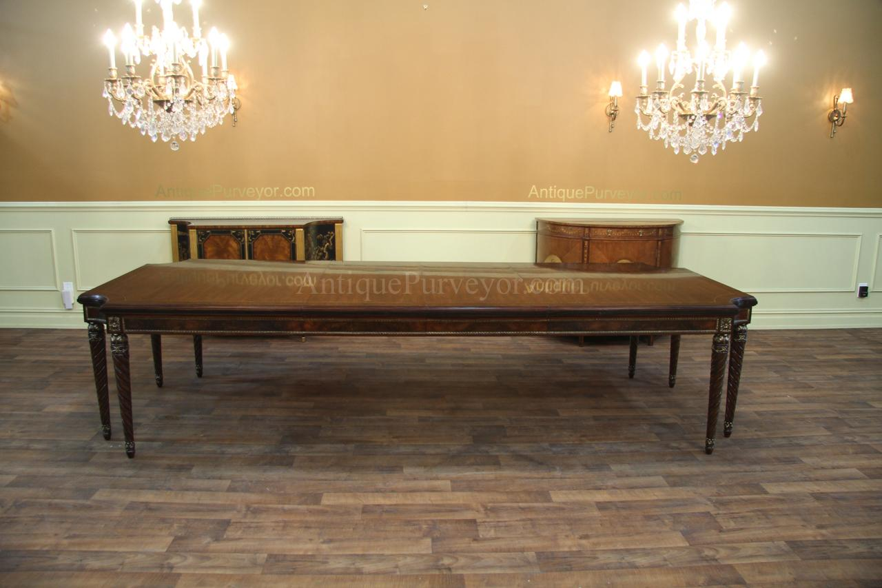 Walnut Dining Table Opens To 132 Inches