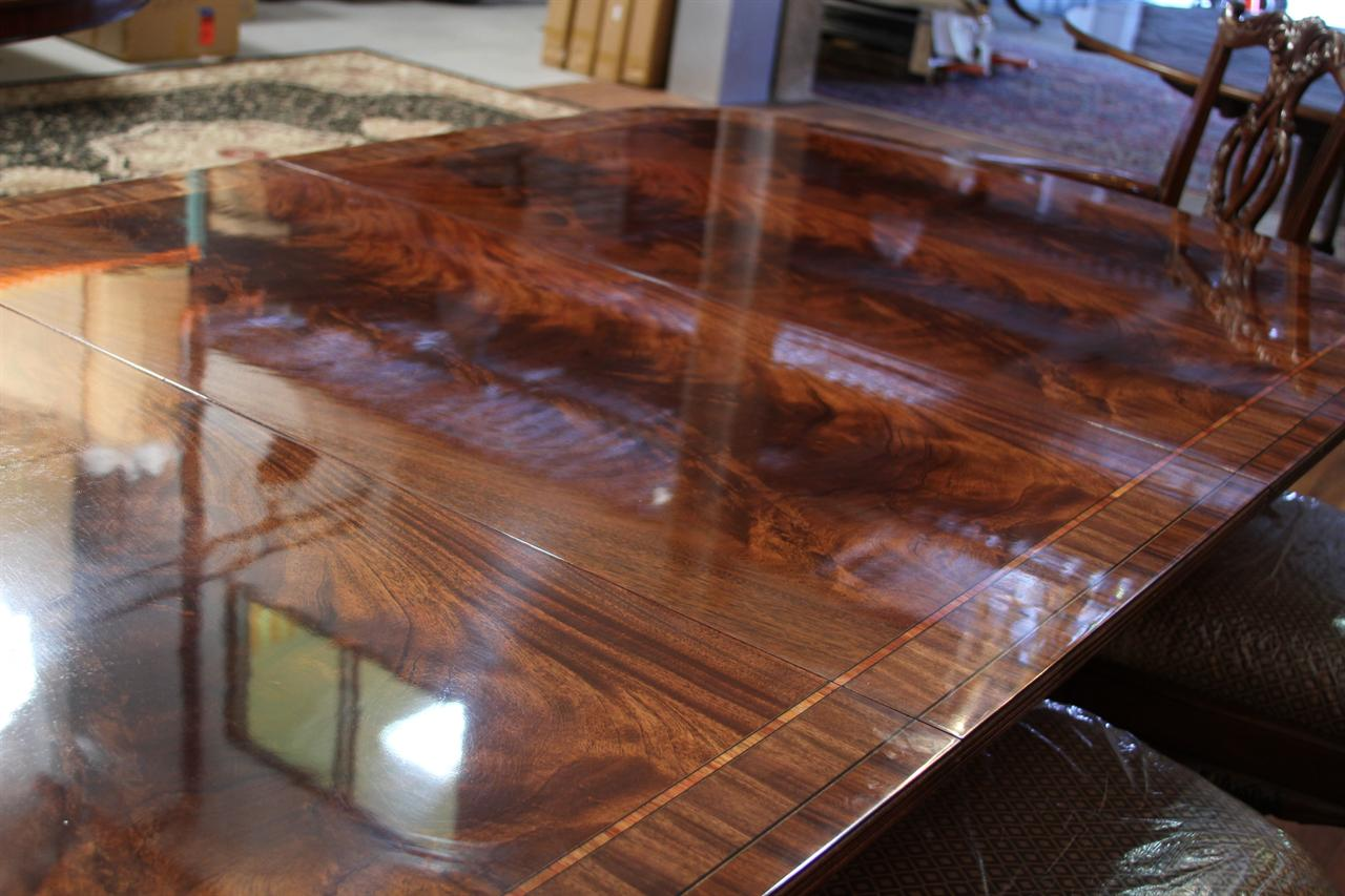 Brown Amber And Cherry Colors Show In This Finish
