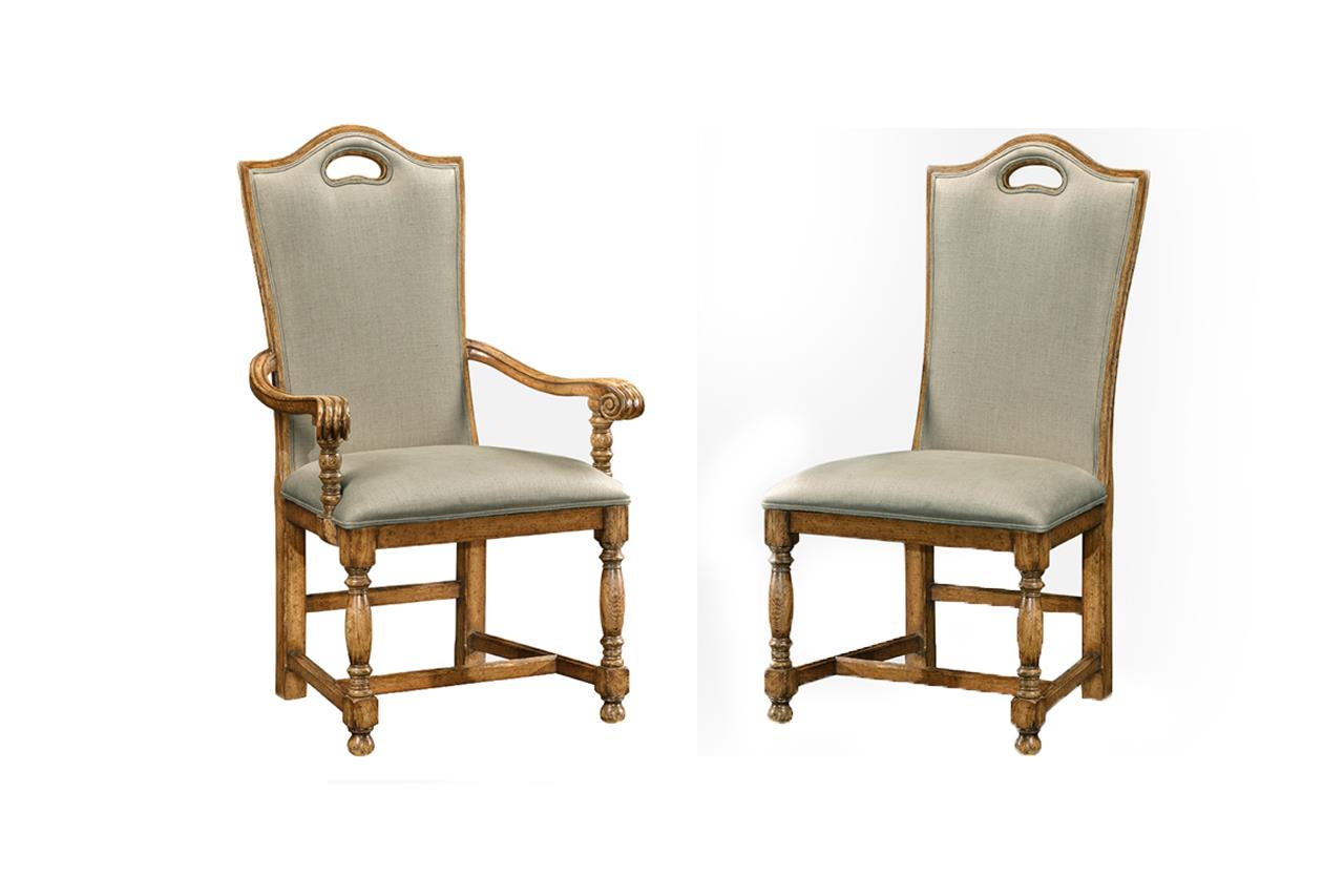 Jonathan Charles Dining chairs