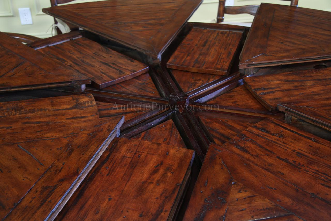 Walnut Jupe Table Theodore Alexander