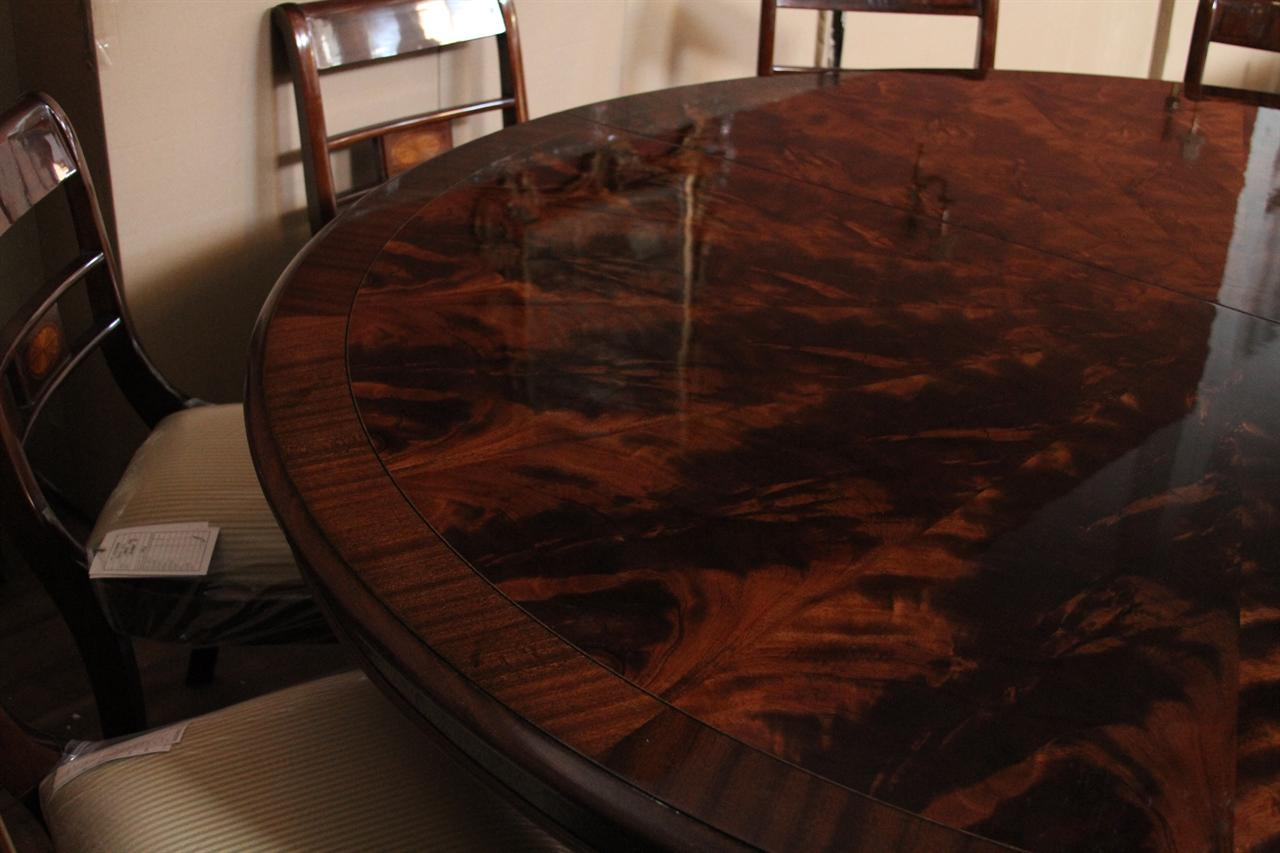Incredible Round Mahogany Dining Room Table 1280 x 853 · 92 kB · jpeg