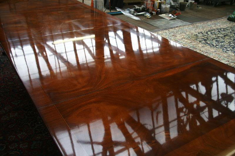Large Mahogany Dining Table Large Dining Table Extra Large Dining