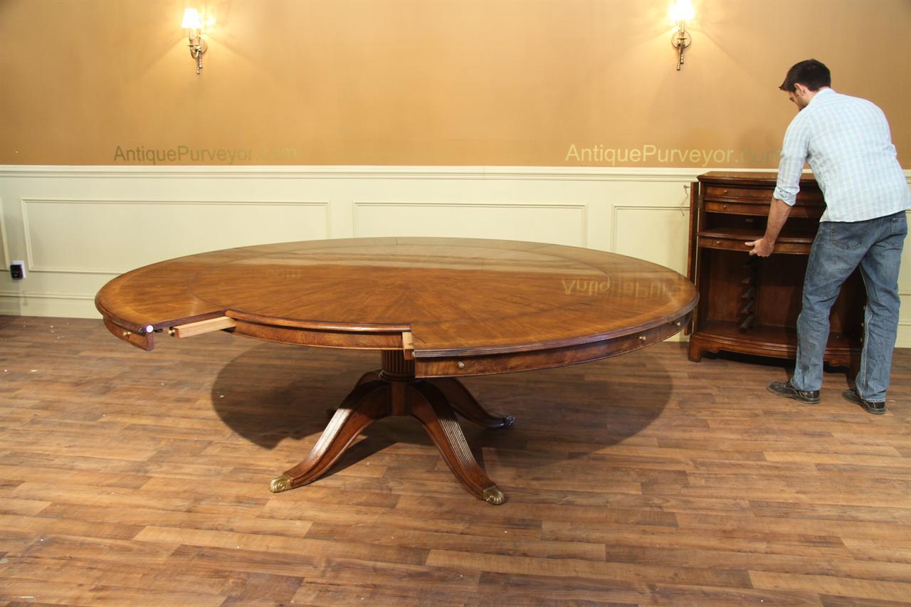 Round Table With Perimeter Leaves Bindu Bhatia Astrology