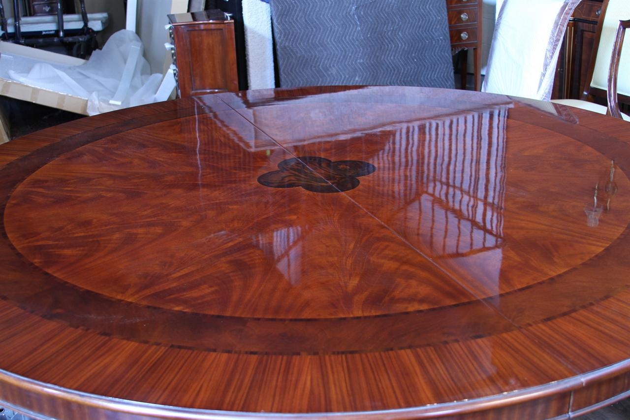 Extra Large Round Dining Room Table Extra Large Round