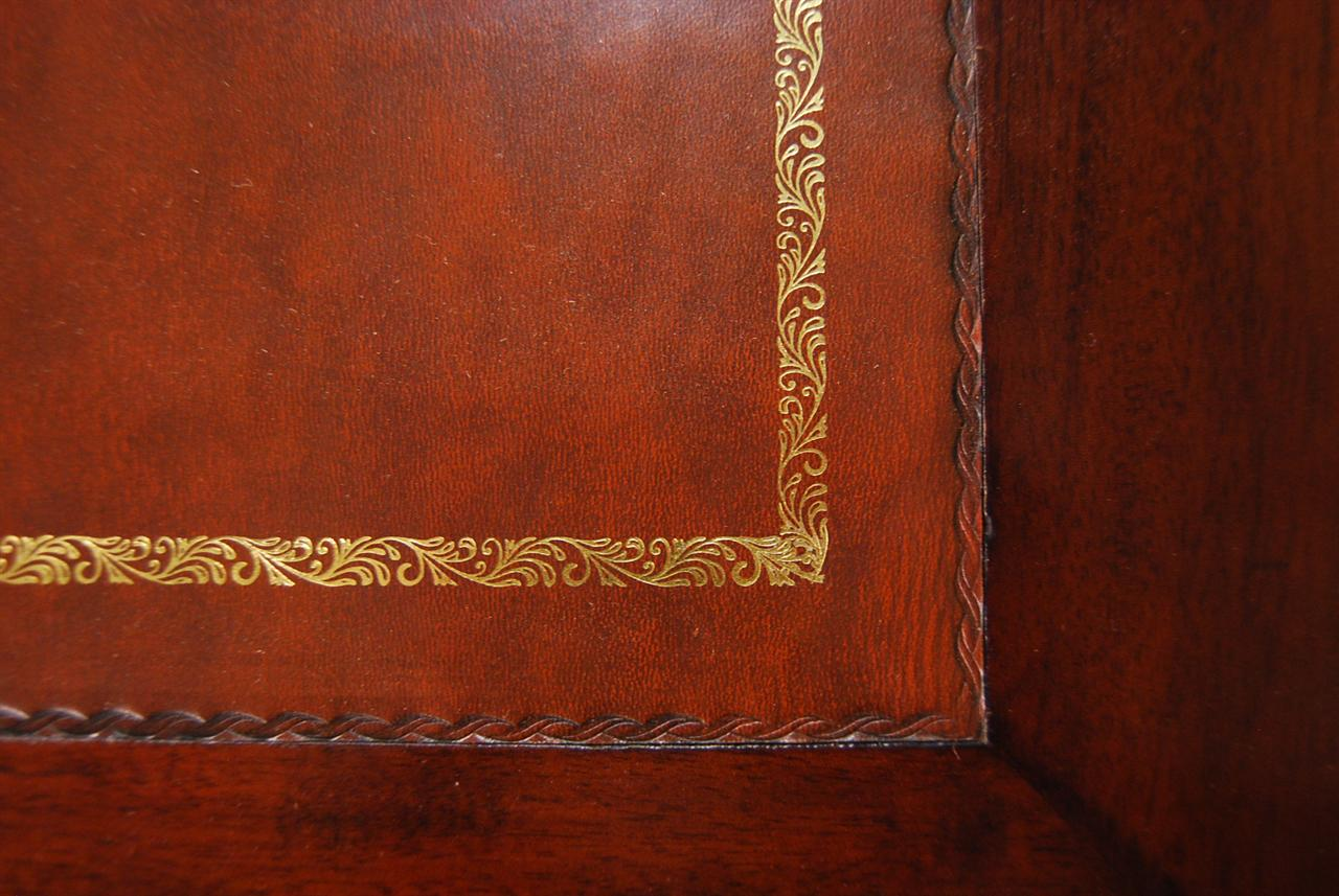 100 Leather Desk Topper Make A Custom Pad Any Size